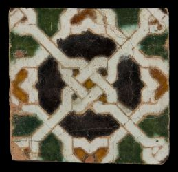 Small Arista tile