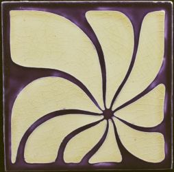 DTAG tile in purple and yellow